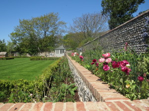 new garden in Rottingdean